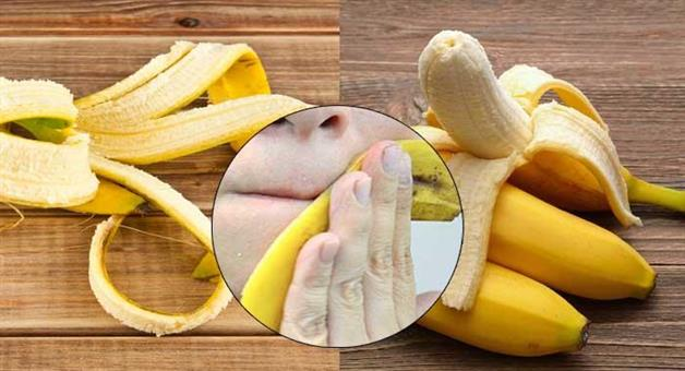 Khabar Odisha:bananas-peel-give-you-free-skin