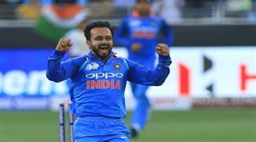 Khabar Odisha:batsman-kedar-jadhav-fit-to-play-in-world-cup