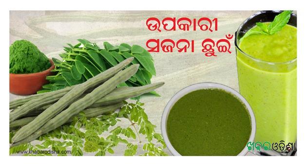 Khabar Odisha:benifit-of-drumstick