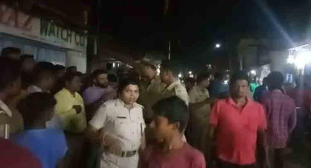 Khabar Odisha:bhadrak-puruna-bazar-iic-transferred