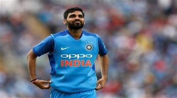 Khabar Odisha:bhuvneshwar-kumar-not-fit-for-third-odi-bcci-support-staff-under-scanner