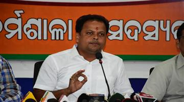 Khabar Odisha:bjp-gives-proof-of-pmay-scam-in-odisha