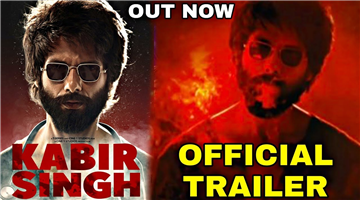 Khabar Odisha:bollywood-odisha-bollywood-kabir-singh-official-trailer-launched-on-youtube-shahid-plays-a-drunkard