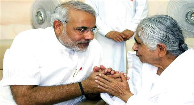 Khabar Odisha:brahma-kumaris-chief-dadi-janki-passes-away