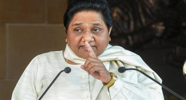 Khabar Odisha:bsp-chief-mayawati-angry-on-action-against-his-brother