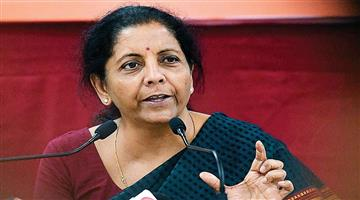Khabar Odisha:business--Odisha--finance-minister-nirmala-sitharaman-announce-to-press-today-at-5-pm-to-revive-economic-growth