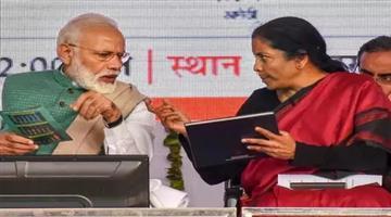 Khabar Odisha:business--Odisha-finance-minister-nirmala-sitharaman-on-economy-know-top-5-takeaways