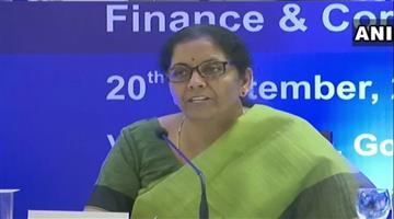 Khabar Odisha:business-odisha-niramala-sitharaman-apprised-with-important-decisions-of-37th-gst-council-meeting