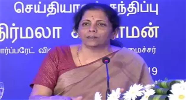 Khabar Odisha:business-odisha-finance-minister-sitharaman-said-people-mindset-to-use-ola-uber-also-responsible-for-slowdown-in-auto-sector