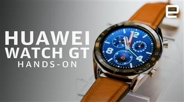 Khabar Odisha:business-technology-huwai-smart-watch-gt-launched-in-india