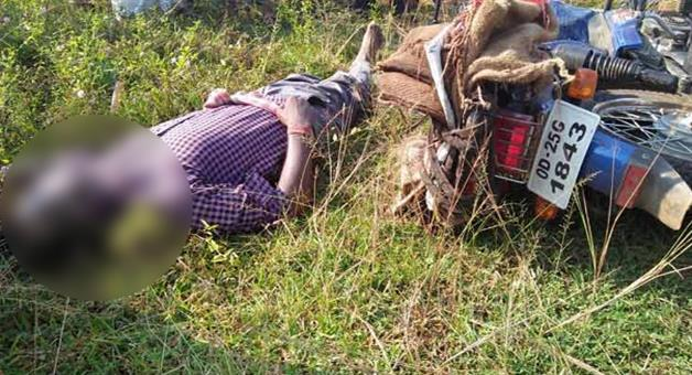 Khabar Odisha:businessman-body-found-dead-at-bhanjanagar