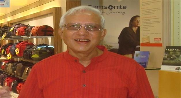 Khabar Odisha:businessman-sashi-k-dash-died-at-76