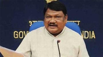 Khabar Odisha:cabinet-minister-jual-oram-again-win-sundergarh-seat