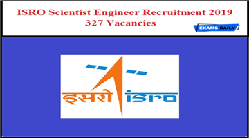 Khabar Odisha:career-odisha-education-isro-recruitment-2019-for-scientist-and-engineering-posts-check-full-detail-here