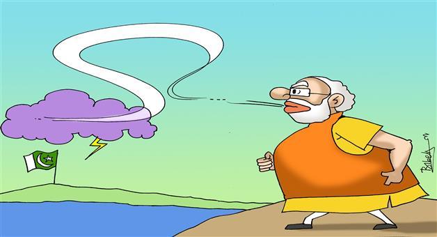 Khabar Odisha:cartoon-odisha-cyclone-bayu