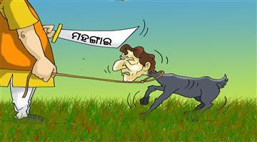 Khabar Odisha:cartoon-odisha-eid-pakistan-narendra-modi