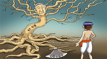 Khabar Odisha:cartoon-odisha-people-want-changes