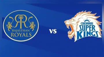 Khabar Odisha:chennai-super-kings-vs-rajasthan-royals