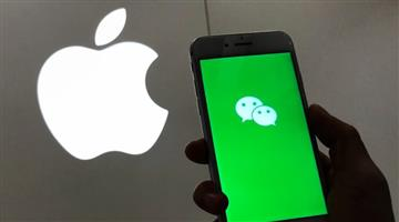 Khabar Odisha:chinese-foreign-ministry-chinese-consumers-could-boycott-apple-if-us-bans-wechat