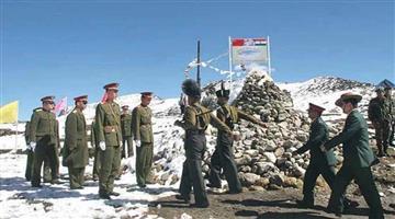Khabar Odisha:chinese-troops-returns-from-indian-region-to-china-region