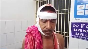Khabar Odisha:clash-in-Ganjam-3-injured