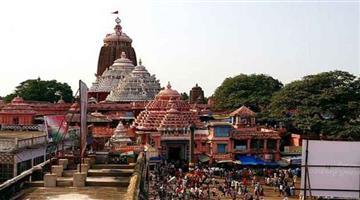 Khabar Odisha:conflict-in-srimandir-devotee-injured