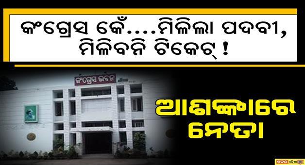 Khabar Odisha:congress-politics