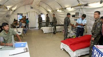 Khabar Odisha:coronavirus-outbreak-tablighi-jamaat-isolation-camp-army-medical-team-bsf-deployed