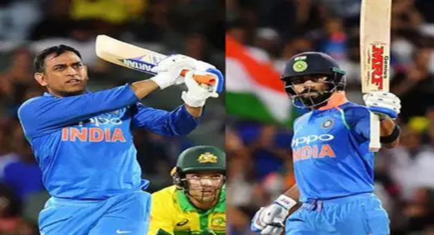 Khabar Odisha:cricket-adiled-austrelia-india-dhoni-birat