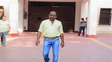 Khabar Odisha:crime-odisha-Gangstar-Raja-Acharya-arrested-again