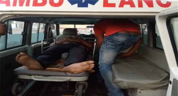 Khabar Odisha:crime-odisha-firing-at-bhubaneswar-tankapani-road-security-guard-injured