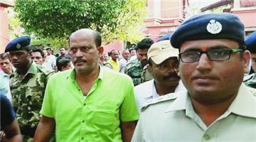 Khabar Odisha:crime-state-odisha-crimebranch-raid-in-gangster-titos-house