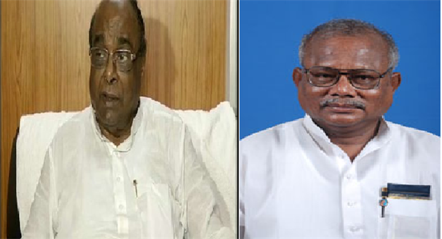 Khabar Odisha:dama-rout-and-bishnu-dash-faced-off-after-suspension