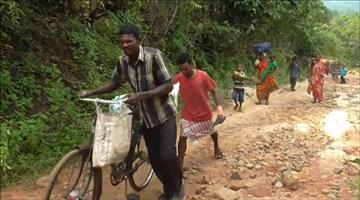 Khabar Odisha:deadbody-carries-in-soldier-in-ganjam-odisha