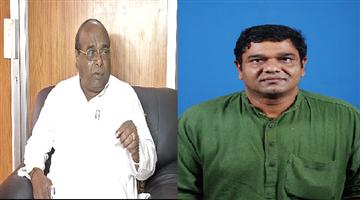 Khabar Odisha:debasish-samantray-targeted-dama-rout