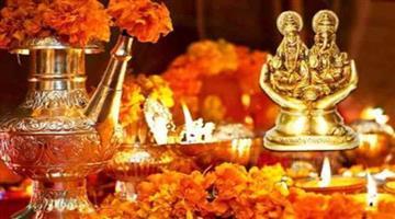 Khabar Odisha:dhan-prapti-puja-on-dipawali