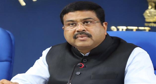 Khabar Odisha:dharmendra-pradhan-Video-Conference-with-730-Dist-Nodal-Officers-of-OMC