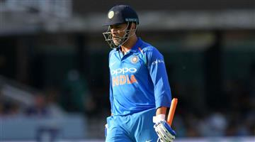 Khabar Odisha:dhoni-keeps-match-ball-twitter-users-get-worried-about-retirement