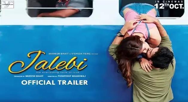 Khabar Odisha:digangana-suryavanshi-and-varun-mitra-film-jalebi-trailer-out