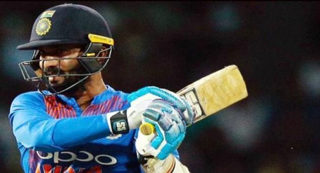 Khabar Odisha:dinesh-karthik-unhappy-batting-lower-in-the-order-rohit-indvsban