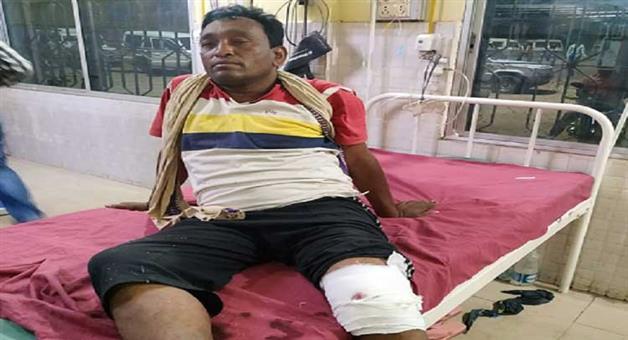 Khabar Odisha:dreaded-criminal-sitaram-injures-in-Bolangir-police-encounter