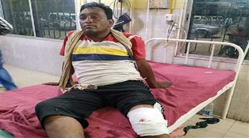Khabar Odisha:dreaded-criminal-sitaram-injures-in-Bolangir-police-encounter