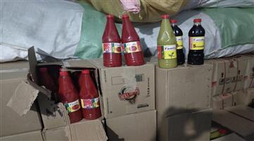 Khabar Odisha:duplicate-Sauce-indusrty-Busted