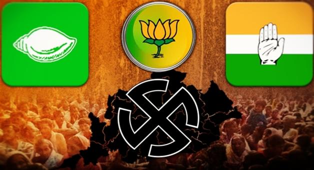 Khabar Odisha:election-result-2019-bjp-wins-5-western-odisha-lok-sabha-seats