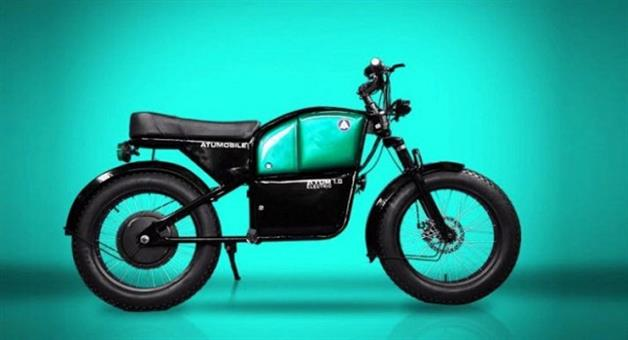 Khabar Odisha:electric-bike-atom-1-0-launched