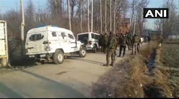 Khabar Odisha:encounter-underway-between-security-forces-and-terrorists-in-pulwama-district