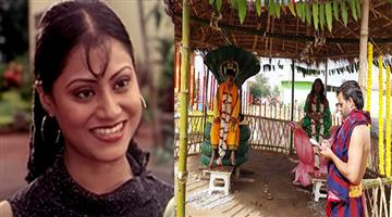 Khabar Odisha:entertainment-Odisha-odia-actress-sweta-mallick-now-mata-maheswari