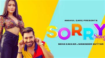 Khabar Odisha:entertainment-bollywood-odisha-neha-kakkar-and-maninder-buttar-sorry-song-is-out-now