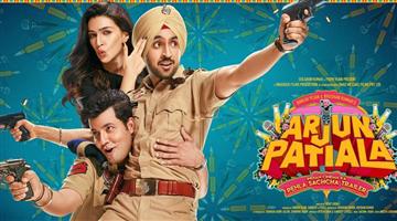 Khabar Odisha:entertainment-odisha-arjun-patiala-trailer-kriti-sanon-diljeet-dosanjh-varun-sharma