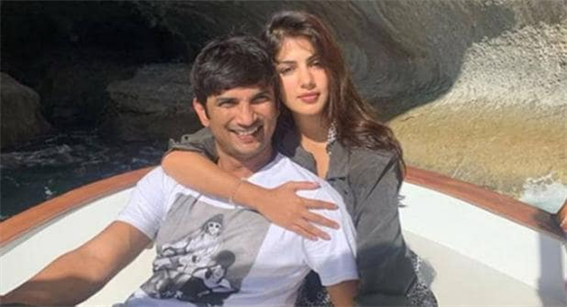 Khabar Odisha:entertainment-odisha-rhea-chakraborty-birthday-wish-for-sushant-singh-rajput-with-these-unseen-pictures
